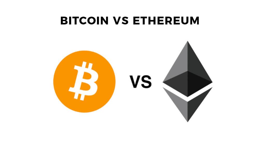 بیت کوین یا اتریوم ؟ تفاوت اصلی بیت کوین و اتریوم چیست؟