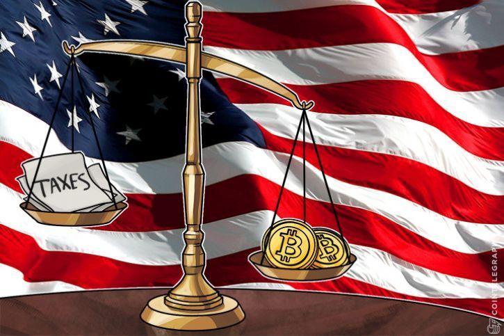 کریپتوکارنسی راهی تصویب شده برای پرداخت مالیات در آمریکا