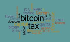 برنامه مالیاتی با ارز های رمز نگاری شده