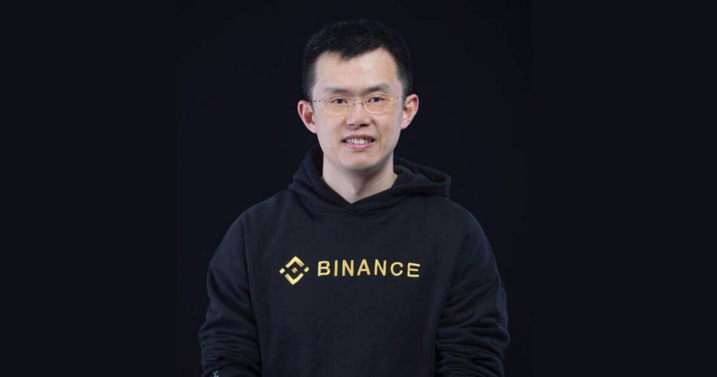 چانگپنگ ژائو، مدیرعامل صرافی بایننس می گوید ارز دیجیتال ملی می تواند بیت کوین را تهدید کند.