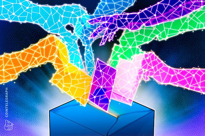 بلاک چین باز هم خودش را در انتخابات ثابت کرد.