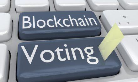 این بار بلاک چین انتخابات تغییر نا پذیر را به ارمغان آورد