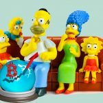 سریال سیمپسونها اینبار به پیش بینی قیمت بیت کوین پرداخته است!