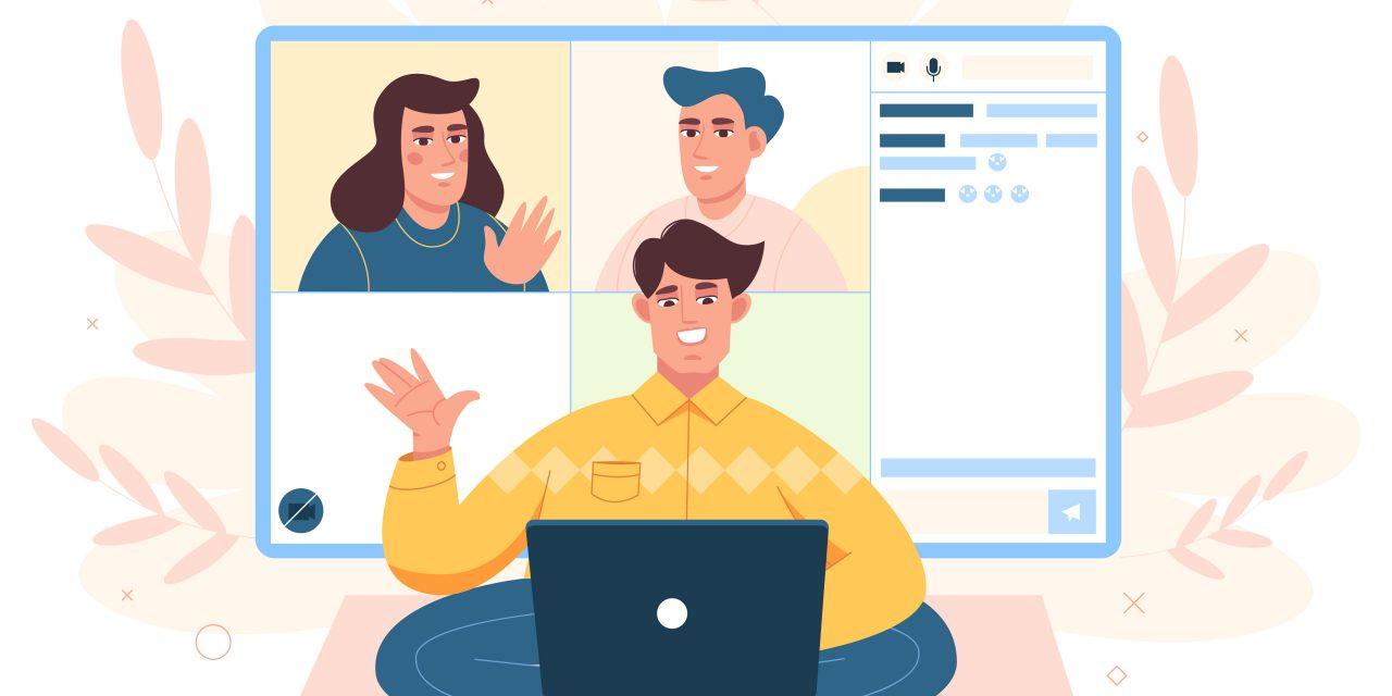 چطوری از طریق چت آنلاین با پشتیبانی در ارتباط باشم؟