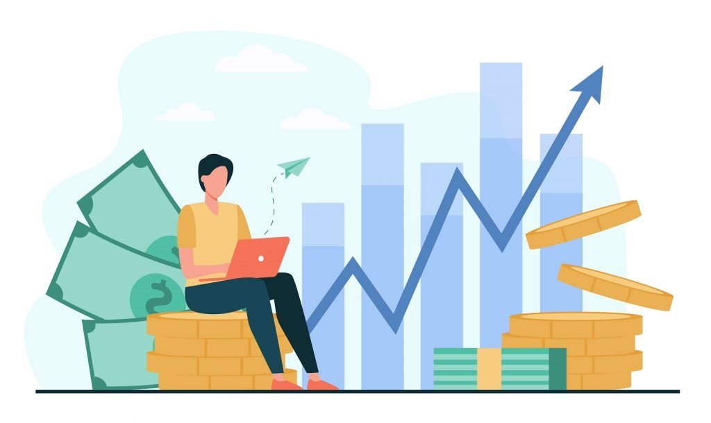 افزایش سرمایه گذاری